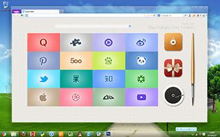 RunningCheese Firefox V1